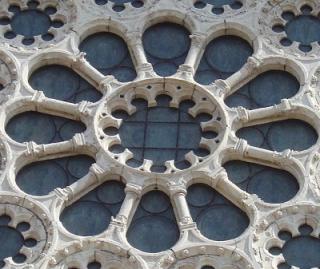 Derde reis naar Chartres