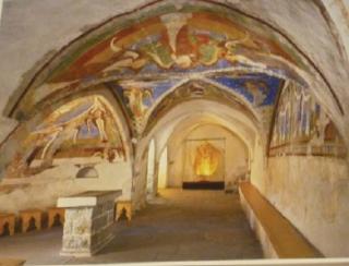 Wezen en toekomst van de mens in de fresco's van het klooster Marienberg - Deel 2