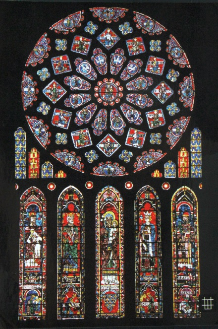 ChartresFenster